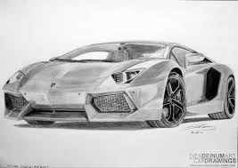 car lamborghini drawing lamborghini pencil by solomiaa on deviantart