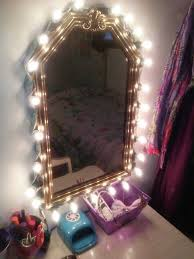makeup vanity with led lights vanity light mirror diy mellydia info mellydia info