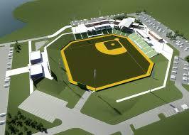 Heartland Community College Map New Stadium The Corn Crib Normal Il Frontier League