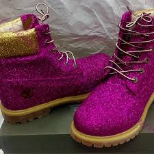 womens pink timberland boots sale custom glitter timberland boots for all about shoes