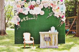 wedding backdrop reception wedding reception backdrops 14 creative ideas