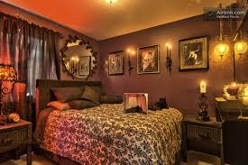 horror bedroom decor home design ideas and pictures