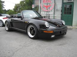 porsche cabriolet turbo 1989 porsche 911 turbo 930 cabriolet turbo stock 15132 for sale