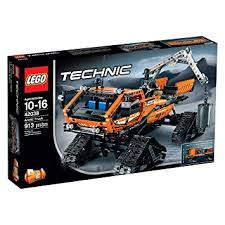 amazon black friday lego sales amazon com lego technic arctic truck toys u0026 games