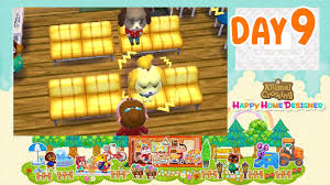 animal crossing happy home designer 9 designing a happy home