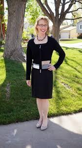 little black dress for autumn