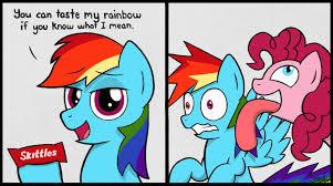 Taste The Rainbow Meme - taste the rainbow my little pony friendship is magic know