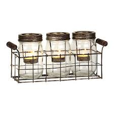 candle runners jar tealight candle runner great for patio