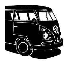 volkswagen bug clip art vw bus silhouette art pinterest vw bus volkswagen and