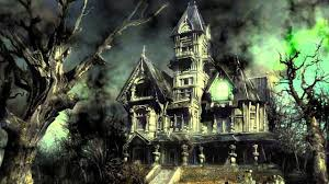 haunting halloween background haunted mansion free video background 1080p hd youtube