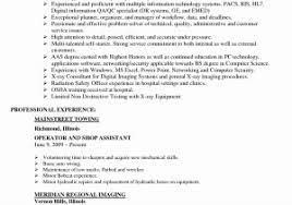Radiology Tech Resume Sterile Supply Technician Sample Resume Example Avionics