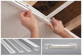Ceiling Tile Installation Ceilingmax Surface Mount Grid Ceilings For Any Surface