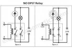 spdt relay wiring diagram wiring diagram