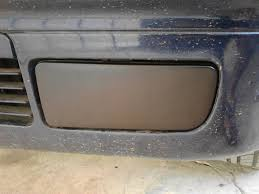 bmw e36 fog light bracket can you replace just the fog light lens or need to replace the