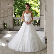 Wedding Dresses For Pregnant Women Beautiful White Strapless Wedding Dress For Pregnant Women Lace
