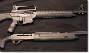 ar 15 style 12 gauge shotgun akdal mka 1919 raac gunsamerica
