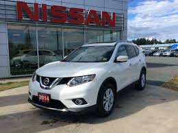 purple nissan rogue nissan rogue for sale in campbell river british columbia
