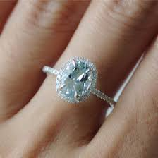 Aquamarine Wedding Rings by Aquamarine Wedding Ideas U0026 Collections