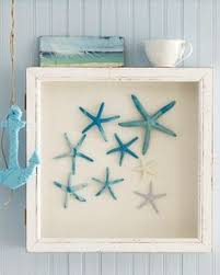 Starfish Decorations Beach Inspired Craft Projects Starfish