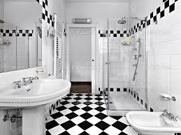 awesome white and black bathrooms home interior design simple