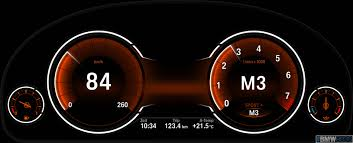 Bmw X5 6wb - new option for bmw 5 series multifunction instrument display