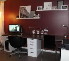 peindre un bureau photos et idées bureau mur peinture 669 photos