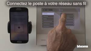 Portier Video Sans Fil Legrand by