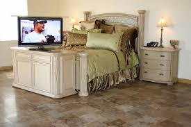 tv lift cabinet foot of bed foot of bed tv lift florence end of bed cabinet