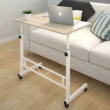 Portable Laptop Desk Walmart Computer Desk Walmart Adjustable Portable Sofa Bed Side Table