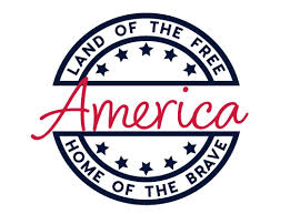 halloween svg files free america svg file land of the free home of the brave kelly