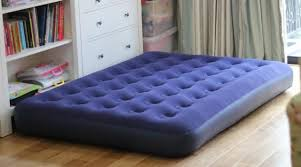 Inflatable Bed With Frame Can You Put An Air Mattress On A Bed Frame
