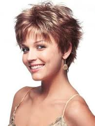 short sassy cuts for women easy short curly haircuts for fine