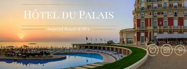 prix chambre hotel du palais biarritz une valentin 2017 royale à l hôtel du palais imperial resort