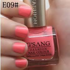 sale china gsang brand 180 spring glaze matte color nail art