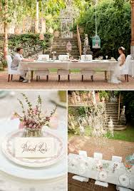 vintage wedding decor fabulous vintage garden wedding decor vintage garden wedding ideas