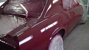 1969 ford mustang restoration part 21 repaint is completed back