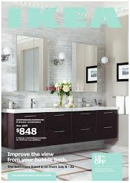 Bathroom Mirror With Storage by Ikea