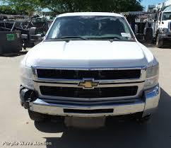 2010 chevrolet silverado 2500hd crew cab pickup truck item