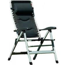 Folding Recliner Chair Reclining Camping Chairs Ebay