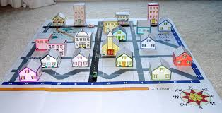 Make Your Own Map Create A 3d Town U0026 Nurture Young Explorers