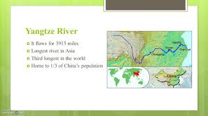 Yellow River Map Shu Xue Yangtze River Yellow River Youtube