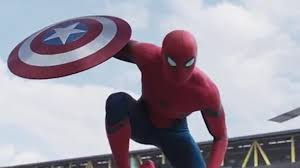 spider man teams up with iron man in the new spider man homecoming