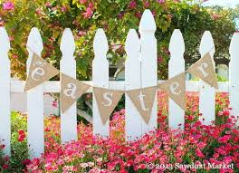 Easter Outdoor Decorations To Make by Creative Easter Outdoor Decoration Ideas Hative