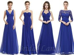 cobalt blue bridesmaid dresses best 25 royal blue bridesmaid dresses ideas on cobalt