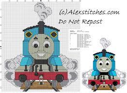 thomas friends cross stitch pattern free cross stitch