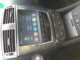 lexus is 250 for sale chicago i mange to get a oem looking navigation for my 208 lexus is 250