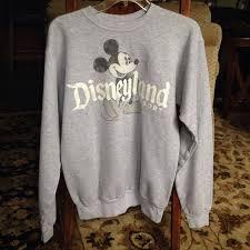 64 off disney tops disneyland sweatshirt from kate u0027s closet on