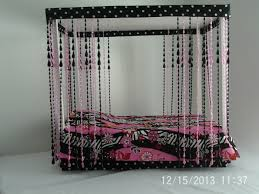 Beaded Curtains With Pictures Black Beaded Curtain Gentle Waterfall Shopwildthings Com