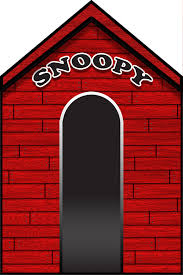 snoopy on his dog house 12 foot snoopy doghouse facade by bassgeisha on deviantart