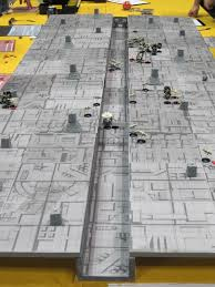death star trench run death star trench and miniatures